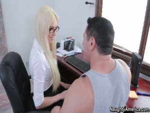 Victoria White - Naughty Office