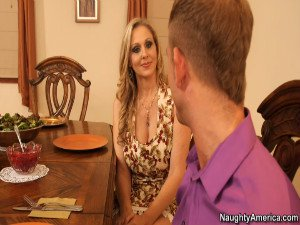 Julia Ann - My Dads Hot Girlfriend