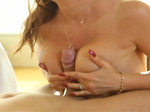 Janet Mason MILF loves to ride